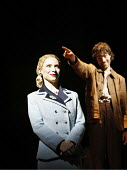 EVITA  music: Andrew Lloyd Webber  lyrics: Tim Rice  director: Michael Grandage ~Elena Roger (Eva Peron), Matt Rawle (Che)~Adelphi Theatre, London WC2  21/06/2006 ~(c) Donald Cooper/Photostage   photo...