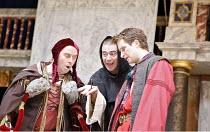 IN EXTREMIS  Shakespeare's Globe 2006/07
