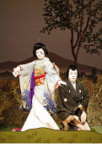 Japanese Kabuki KASANE