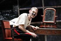 THE NOSE   by Dimitri Shostakovich   conductor: Patrick Bailey   director: John Fulljames,Jeremy Huw Williams (Kovalyov),The Opera Group / Brighton Festival / Brighton, Sussex, England   17/05/2006,