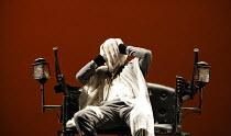 THE NOSE   by Dmitry Shostakovich   based on the story by Gogol   conductor: Valery Gergiev   director: Yury Alexandrov,Vladislav Sulimsky (Platon Kuzmich Kovalev)   ,Mariinsky (Kirov) Opera / London...