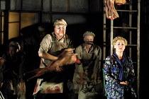 'LADY MACBETH OF MTSENSK' (Shostakovich)~right: Vivian Tierney (Katerina Ismailova)~English National Opera (ENO)/London Coliseum, London WC2  15/06/2001