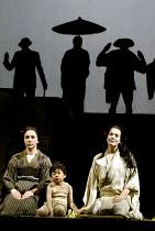 MADAM BUTTERFLY English National Opera 2002