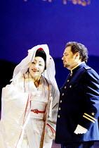 MADAMA BUTTERFLY Royal Opera 2003