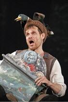 DIE ZAUBERFLOTE Royal Opera (McVicar)