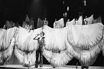 JESUS CHRIST SUPERSTAR   music: Andrew Lloyd Webber   lyrics: Tim Rice   director: Jim Sharman ~company~Palace Theatre, London W1   1972~(c) Donald Cooper/Photostage   photos@photostage.co.uk   ref/BW...