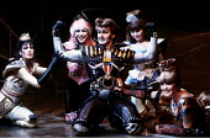 STARLIGHT EXPRESS  music: Andrew Lloyd Webber  lyrics: Richard Stilgoe  set design: John Napier  costumes: Liz Da Costa  lighting: David Hersey  choreography: Arlene Phillips  director: Trevor Nunn~l-...