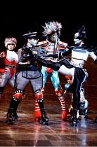 STARLIGHT EXPRESS  music: Andrew Lloyd Webber  lyrics: Richard Stilgoe  set design: John Napier  costumes: Liz Da Costa  lighting: David Hersey  choreography: Arlene Phillips  director: Trevor Nunn~re...