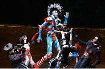 STARLIGHT EXPRESS  music: Andrew Lloyd Webber  lyrics: Richard Stilgoe  set design: John Napier  costumes: Liz Da Costa  lighting: David Hersey  choreography: Arlene Phillips  director: Trevor Nunn~ce...