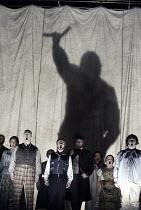 'SWEENEY TODD' (Sondheim - director: Neil Armfield)~~The Royal Opera /   Covent Garden, London WC2       15/12/2003