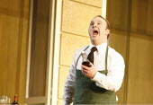 THE ELIXIR OF LOVE (L^ELISIR D^AMORE)   by Donizetti   conductor: Tecwyn Evans   director: Daniel Slater<br>,Andrew Kennedy (Nemorino),Opera North / Leeds, England      26/01/2007,