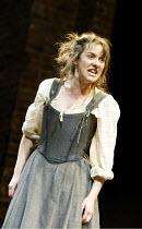 'THE TAMING OF THE SHREW' (Shakespeare)~Alexandra Gilbreath (Katherine)~Royal Shakespeare Company / Royal Shakespeare Theatre, Stratford-upon-Avon            09/04/2003