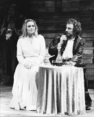THE TAMING OF THE SHREW   by Shakespeare - director: Barry Kyle ,Sin�ad Cusack (Katherina), Alun Armstrong (Petruchio),Royal Shakespeare Company / Barbican Theatre, London EC2                        2...