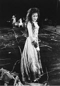 THE TAMING OF THE SHREW   by Shakespeare - director: Di Trevis <br>~Sian Thomas (Katharina) ~Royal Shakespeare Company (RSC), Regional Tour 1985/86~(c) Donald Cooper/Photostage   photos@photostage.co....