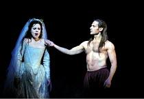 DON GIOVANNI  music: Mozart  libretto: da Ponte  conductor: Colin Davis  design: Maria Bjornson  lighting: Paul Pyant  director: Francesca Zambello ~Ana Maria Martinez (Donna Elvira), Simon Keenlyside...