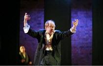 TWELFTH NIGHT   by Shakespeare   director: Declan Donnellan <br>,II/iii: Alexander Feklistov (Sir Toby Belch),Chekhov International Theatre Festival - Swan Theatre, Stratford-upon-Avon, England   01/0...