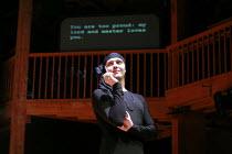 TWELFTH NIGHT   by Shakespeare   director: Declan Donnellan <br>,Alexey Dadonov (Olivia),Chekhov International Theatre Festival - Swan Theatre, Stratford-upon-Avon, England                     01/03/2...