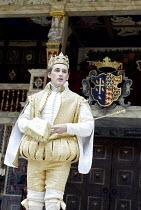 RICHARD II  by Shakespeare  Master of Properties (designer): Jenny Tiramani  Master of Fights: John Waller  Master of Play (director): Tim Carroll  ~Mark Rylance (Richard II)~Season of Regime Change /...