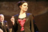 THE TAMING OF THE SHREW   by Shakespeare   director: Nick Hutchison <br>,Rachael Stirling (Katherine),Wilton^s Music Hall, London E1                        22/03/2007      ,