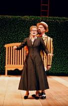TWELFTH NIGHT by Shakespeare   director: Adrian Noble~Clare Holman (Olivia), Philip Voss (Malvolio)~RSC / RST  25/11/1997
