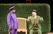 TWELFTH NIGHT   by Shakespeare   director: Adrian Noble,l-r: Malcolm Scates (Fabian), David Calder (Sir Toby Belch),Royal Shakespeare Company / Royal Shakespeare Theatre     Stratford-upon-Avon   25/1...