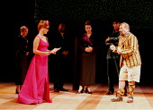 TWELFTH NIGHT by Shakespeare   director: Adrian Noble~Clare Holman (Olivia), Philip Voss (Malvolio)~RSC / RST  25/11/1997