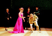 'TWELFTH NIGHT' (Shakespeare)~fore: Clare Holman (Olivia),  Philip Voss (Malvolio) ~RSC / RST   Stratford-upon-Avon            25/11/1997