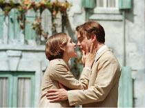 'TWELFTH NIGHT' (Shakespeare)~Emily Hamilton (Viola), Ben Hicks (Sebastian)~Open Air Theatre, Regent's Park  04/06/1999 ~(c) Donald Cooper/Photostage   photos@photostage.co.uk   ref/B9