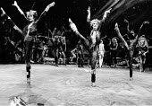 CATS based on T. S. Eliot's 'Old Possum's Book of Practical Cats' composer: Andrew Lloyd Webber design: John Napier lighting: David Hersey choreography: Gillian Lynne director Trevor Nunn~original Lon...