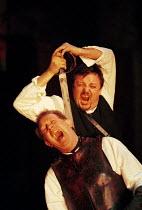 Macbeth + Macduff (fight)