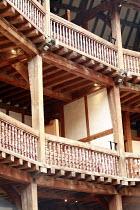 Shakespeare's Globe (venue) - interior