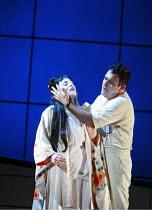 MADAMA BUTTERFLY Opera North 2007