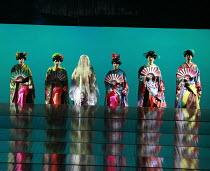 MADAM BUTTERFLY English National Opera 2008
