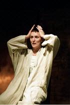RICHARD II   by Shakespeare   design: Hildegard Bechtler   lighting: Peter Mumford   director: Deborah Warner ~Fiona Shaw (Richard II)   ~Cottesloe Theatre / National Theatre, London SE1   02/06/1995