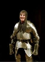 RICHARD II   by Shakespeare   design: Hildegard Bechtler   lighting: Peter Mumford   director: Deborah Warner ~David Threlfall (Henry Bolingbroke)~Cottesloe Theatre / National Theatre, London SE1   02...