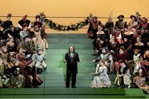 MEISTERSINGER VON NURNBERG Welsh National Opera 2010