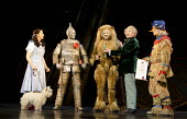 THE WIZARD OF OZ   music: Harold Arlen with additional music by Andrew Lloyd Webber   lyrics: E Y Harburg   additional lyrics: Tim Rice   adapted by Andrew Lloyd Webber & Jeremy Sams    design: Rober...