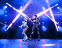STARLIGHT EXPRESS   music: Andrew Lloyd Webber   lyrics: Richard Stilgoe   design: John Napier   lighting: Nick Richings   direction & choreography: Arlene Phillips ~Ruthie Stevens (Dinah), Kristofer...