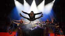 FAME The Musical 2014 UK Tour