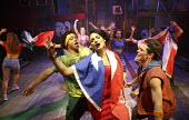 IN THE HEIGHTS Southwark Playhouse 2014