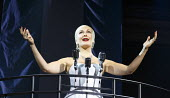 EVITA   music: Andrew Lloyd Webber   lyrics: Tim Rice   design: Matthew Wright   lighting: Mark Howett   choreographer: Bill Deamer   directors: Bob Thomson & Bill Kenwright ~Madalena Alberto (Eva Per...