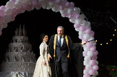 Emoke Barath (Hipermestra), Renato Dolcini (Danao) in HIPERMESTRA by Cavalli opening at Glyndebourne Festival Opera on 20/05/2017   Glyndebourne, East Sussex, England music: Francesco Cavalli libretto...