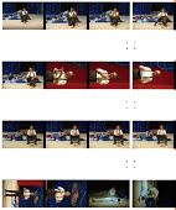 TWELFTH NIGHT   by Shakespeare   design: Huntley/Muir   director: David Pountney ~Nottingham Playhouse / England  11/02/1995~(c) Donald Cooper/Photostage   photos@photostage.co.uk   ref/CN-C7-22