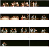 TWELFTH NIGHT by Shakespeare  design: Melly Still  lighting: Paule Constable & Paul Anderson  director: Tim Supple Young Vic, London SE1  02/06/1998 Donald Cooper/Photostage   photos@photostage.co.uk...