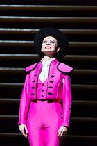 CARMEN Royal Opera 2018
