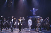 CATS based on T. S. Eliot's 'Old Possum's Book of Practical Cats' composer: Andrew Lloyd Webber design: John Napier lighting: David Hersey choreography: Gillian Lynne director Trevor Nunn ~original Lo...