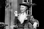 THE IMPORTANCE OF BEING EARNEST by Oscar Wilde design: Carl Toms director: Donald Sinden <br> Wendy Hillier (Lady Bracknell) Royalty Theatre, London WC2 11/09/1987 (c) Donald Cooper/Photostage photos@...