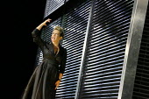 AGRIPPINA music: George Frideric Handel libretto: Vincenzo Grimani set design: Rebecca Ringst costumes: Klaus Bruns lighting: Joachim Klein director: Barrie Kosky <br> Joyce DiDonato (Agrippina) The R...