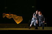 ORPHEUS AND EURYDICE by Christoph Willibald Gluck conductor: Harry Bicket set design: Lizzie Clachan costumes: Louise Gray lighting: Jon Clark directed and choreographed by Wayne McGregor <br> l-r: So...