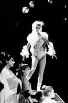 NIGHTINGALE by Charles Strouse design: Jenny Tiramani choreography: Gillian Gregory lighting: Dave Horn director: Peter James <br> Sarah Brightman (Nightingale) Lyric Theatre Hammersmith, London W6 22...